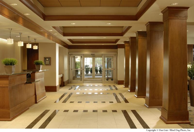 Hilton Garden Inn - Portsmouth, NH Front Desk