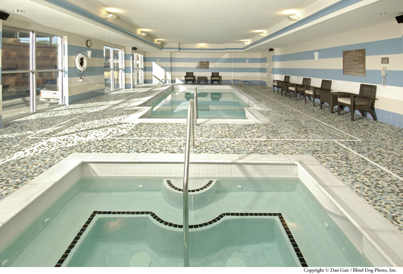 Hilton Garden Inn - Portsmouth, NH Pool